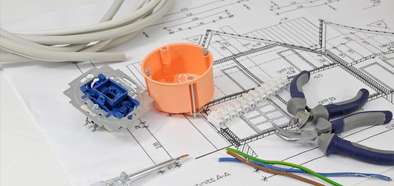 Elektrotechnik Dienstleistungen für Privatkunden